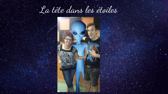 Mademoiselle Lili Astrologue et Pascal Morrissette