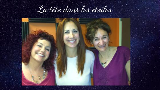Mademoiselle Lili Astrologue Mélanie Maynard et Guylaine Vallée