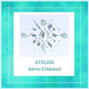 Atelier cristaux