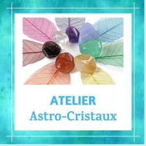 Atelier astro-cristaux