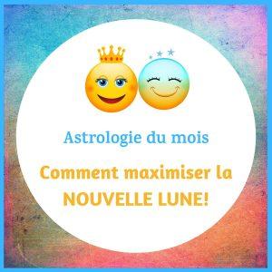 Astrologie du mois